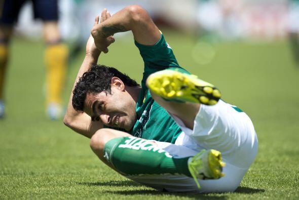 Antes, del León salió enemistado con el entrenador Gustavo Matosas, quie...