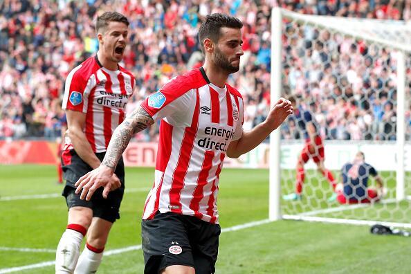 En fotos: Hirving Lozano es campeón de la Eredivisie con el PSV gol-gast...