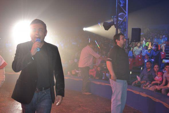 El ambiente el Valle se sentía a todo dar y Raúl y Pepito también se la...