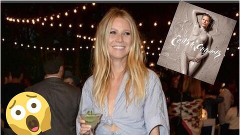 Gwyneth Paltrow enlodada para su revista