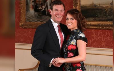 La princesa Eugenia se casa este otoño con Jack Brooksbank.