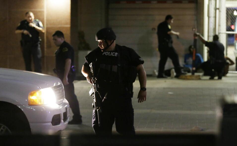 Policía Dallas