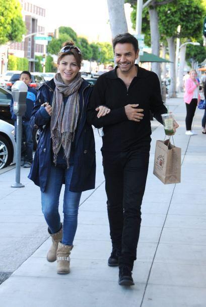 Y con tanto éxito personal y profesional, la pareja se da tiempo para el...