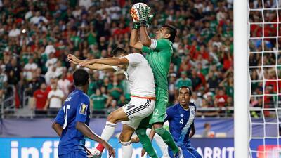 En partido disputado en Phoenix, la selección guatemalteca consiguió su...