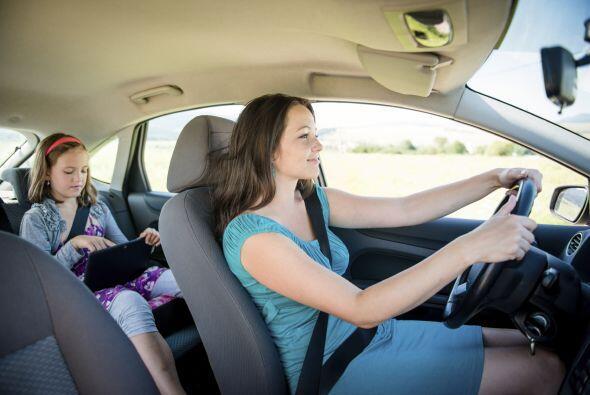 Los niños pasan mucho tiempo en el carro: viajes al médico, transporte a...