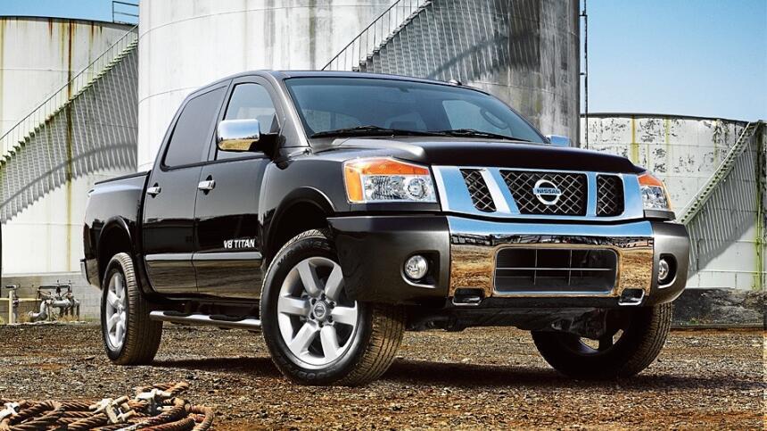 Estos son los autos con el mayor índice de mortalidad en EEUU Nissan_tit...