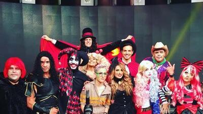 Disfraces escalofriantes: Así recibimos el Halloween en HOY