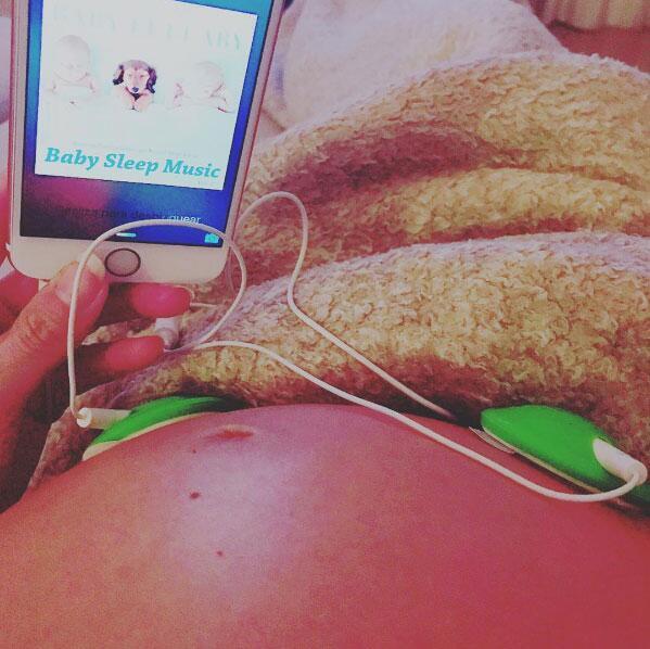 Anahí embarazo