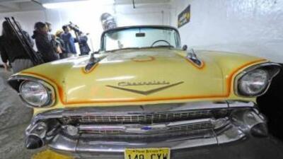 El primer automóvil de Bruce Springsteen, en el que incluso escribió alg...
