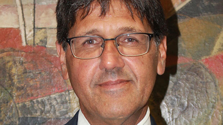 El presidente interino de la UPR, Darrel Hillman Barrera.
