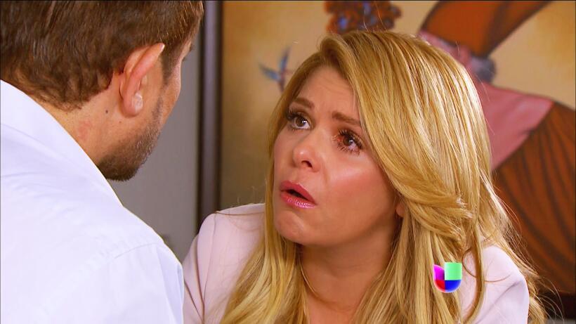 Isabel y Facundo se están quedando sin amor