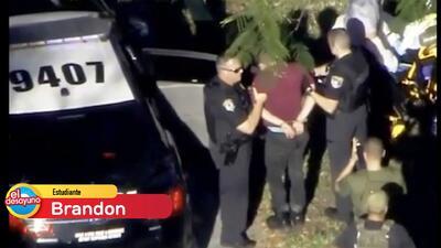 Estudiante sobreviviente del tiroteo masivo en Florida nos cuenta como vivió los hechos