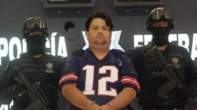 """Víctor Manuel Rivera Galeana, alias """"El Gordo"""", fue detenido en compañía..."""