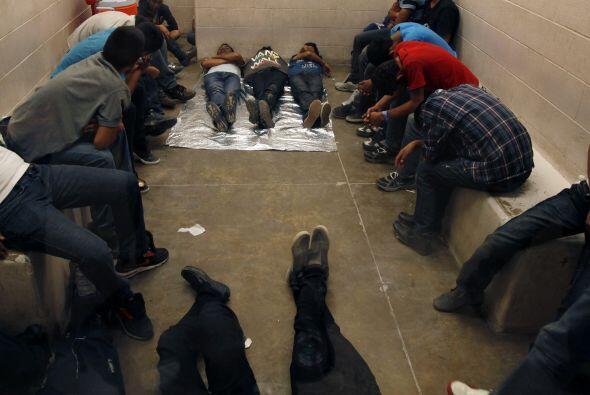 La cifra comenzó a remontar en 2012, con 364 mil indocumentados detenido...