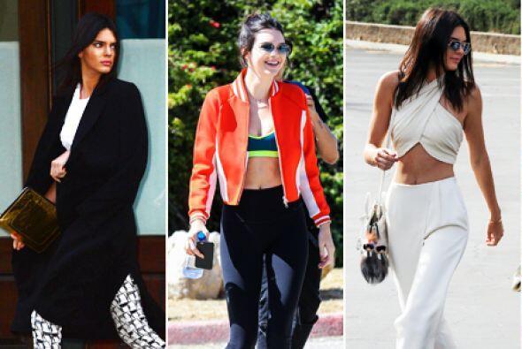 Una de las hermanas menores de las Kardashian está robándo foco, es Kend...