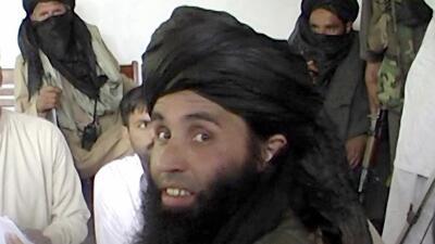 EEUU mata en un ataque con dron al líder talibán paquistaní, afirma Afganistán