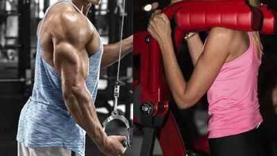 Entre los hombres y las mujeres, ¿quién baja más fácil de peso?