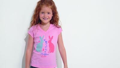 Una línea de ropa pensada especialmente para los pequeños de la casa. (F...