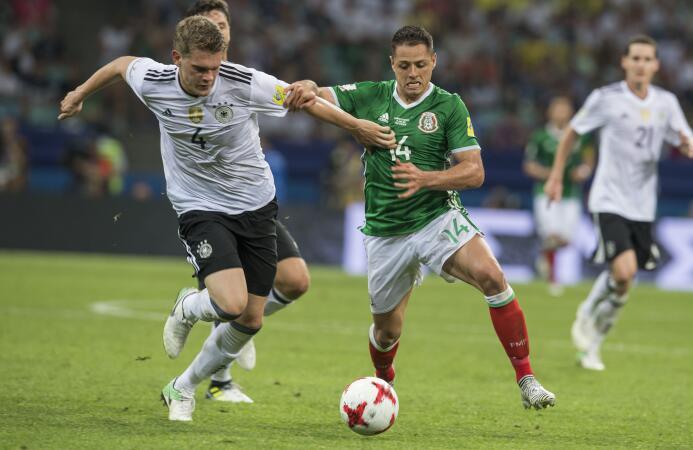 El alemán Matthias Ginter saldría del Borussia Dortmund hacia el Borussi...