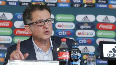 Juan Carlos Osorio le dijo NO a enfrentar al Tri en noviembre