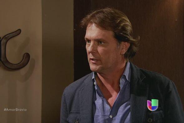 Mariano advierte a Yago que guarde distancia respecto a Dionisio, pues e...