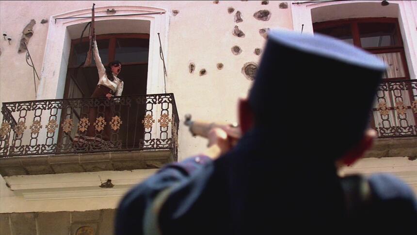 Cap. 2: Los mártires de Puebla