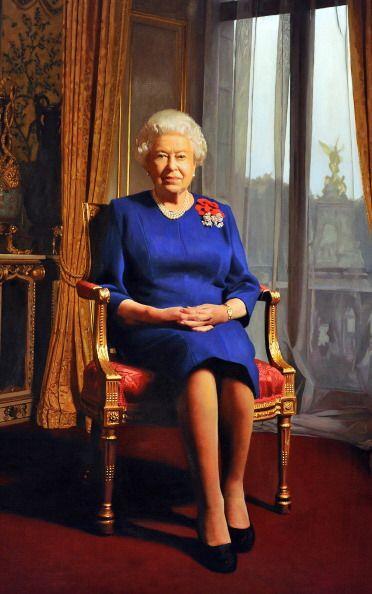 10. La Reina Isabel es la décima en esta clasificación. Las personas la...
