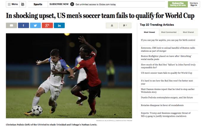Dolor de la derrota: así titulan los grandes diarios de los países elimi...