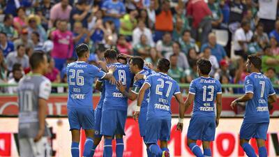 Cruz Azul cerró el torneo en León sin 'cruzazulearla'