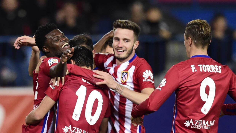 Atléti, Celta y Villarreal avanzan en Copa