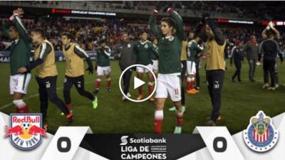Mucho premio para tan poco fútbol: Chivas eliminó al Red Bulls y jugará la final de la Concacaf