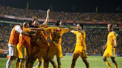 Tigres clasifica a las semifinales de la Copa Libertadores