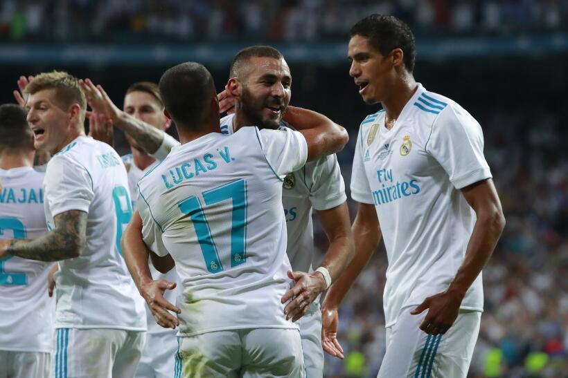 El poder goleador del equipo de Zidane es irreprochable, ya que en 99 ju...