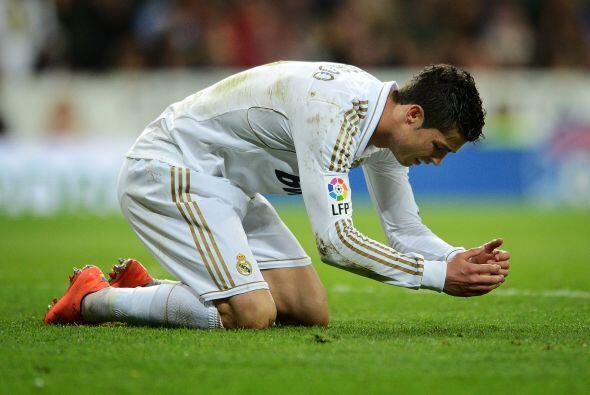 Cristiano Ronaldo quería llorar y es que el Barcelona ya se les acercó a...