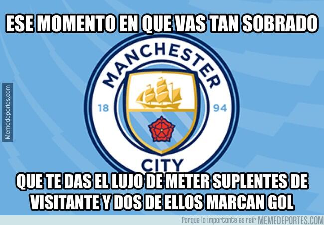 Manchester City golea al Basel y pone pie y medio en cuartos de final mm...
