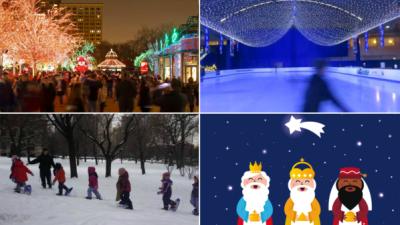 A dónde ir este fin de semana en Chicago si te atreves a enfrentar al frío