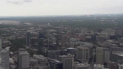 Se esperan más aguaceros y tormentas dispersas en el Metroplex durante los próximos días