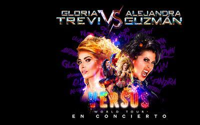 Gloria Trevi & Alejandra Guzman - Versus World Tour in Concert
