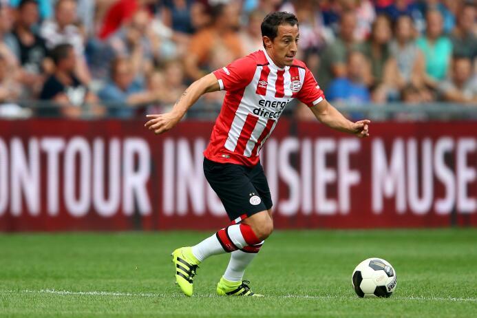 Romario, De Pinho, Salcido y otros predecesores del 'Chucky' en el PSV G...