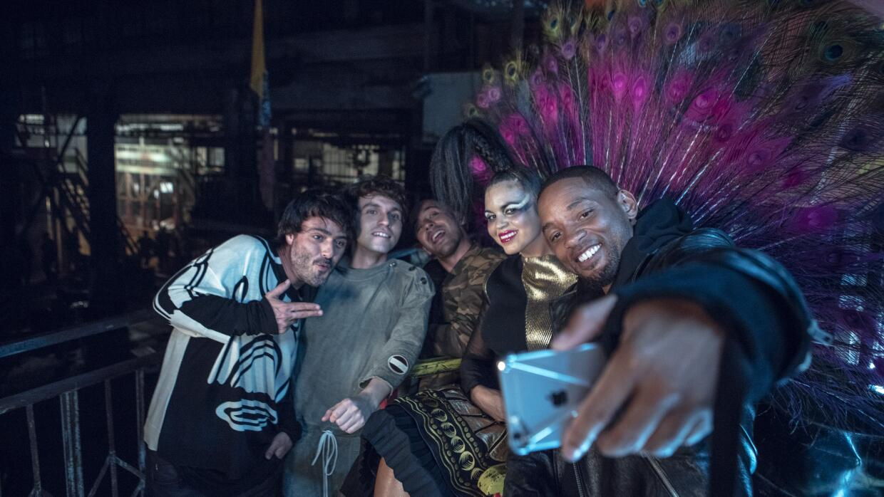 Wil Smith y Bomba Estereo