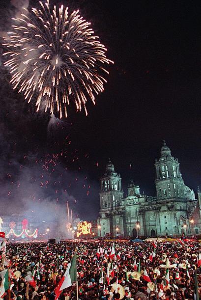 Fiestas de independencia en Modesto   Día: 15 de Septiembre   Lug...