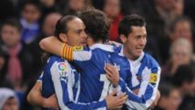 El tempranero tanto de Sergio García le valió tres puntos más a los 'Per...