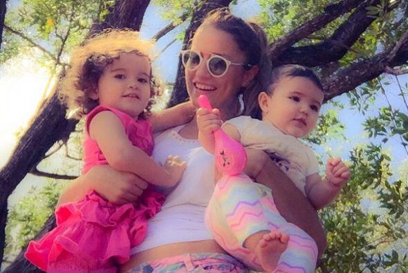 Las nenas de Lola Ponce están lindísimas, Erin y Regina.
