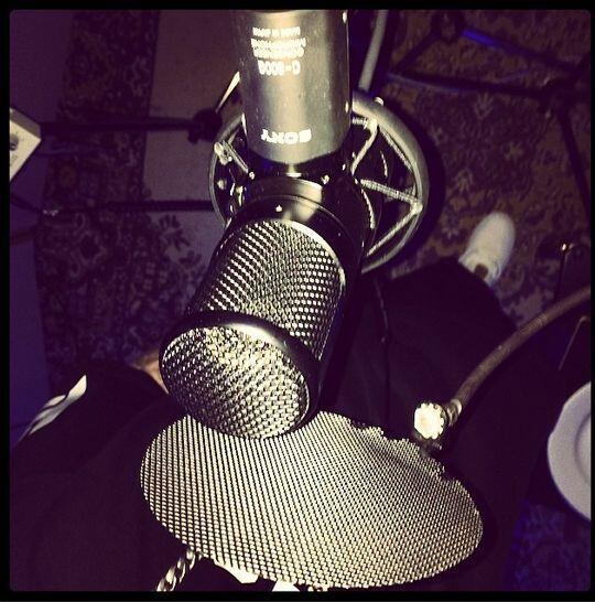 """""""Yo estoy en el estudio todo el día y todos los días para los que creen..."""