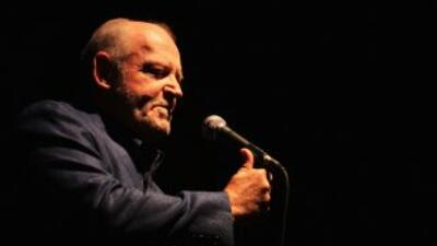 El cantante de rock y blues perdió la batalla contra el cáncer de pulmón...