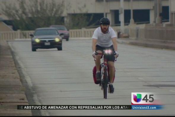 Cuidado cuando vea a un ciclista o peatón en la vía, pues una nueva orde...