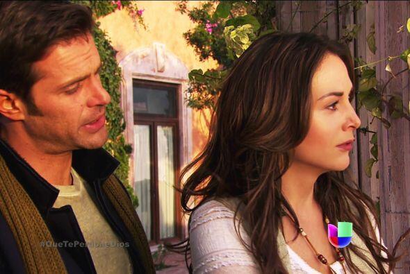 Sí Mateo, Abigail está profundamente enamorada de ti.