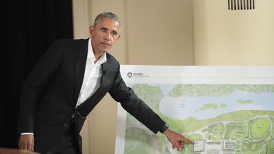 Ayuntamiento de Chicago respalda la construcción del Centro Presidencial Obama