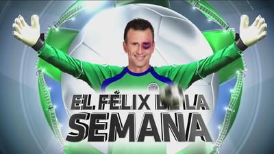 El Félix de la semana evocó un error monumental del 'Gato' Fernández en su época de portero