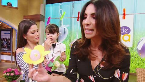 Aprende con Ana Patricia y Giulietta a organizar un picnic de Pascua en...
